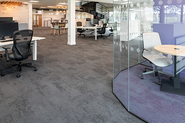 Office fit-out London