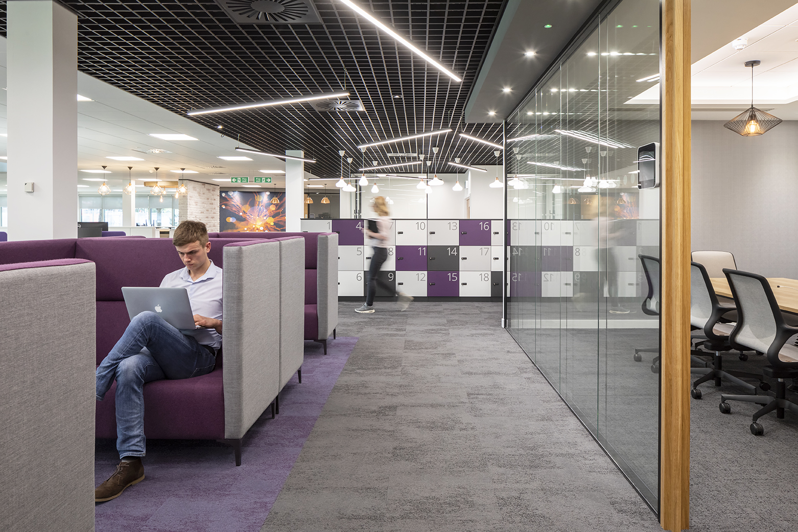 Gen Z and office design